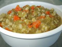 Slit Pea Soup